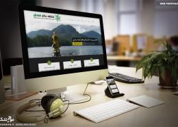 طراحی وب سایت شرکت نقشه نگار شمال - موج شکن