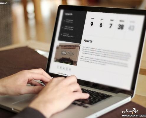 طراحی وب سایت صنایع غذایی قاسیلا طلایی گیلان - موج شکن